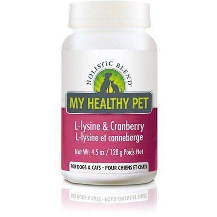 Holistic Blend L-Lysine & Cranberry Supplement | Health Care -  pet-max.myshopify.com