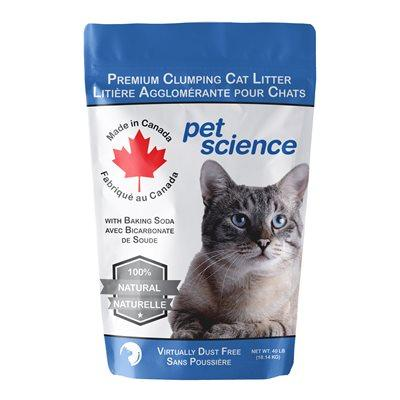Pet Science Clumping Litter [variant_title] [option1] | Cat Litter Pet Science -  pet-max.myshopify.com