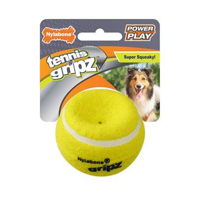 Nylabone Play Tennis Ball Medium Dog Toys - PetMax