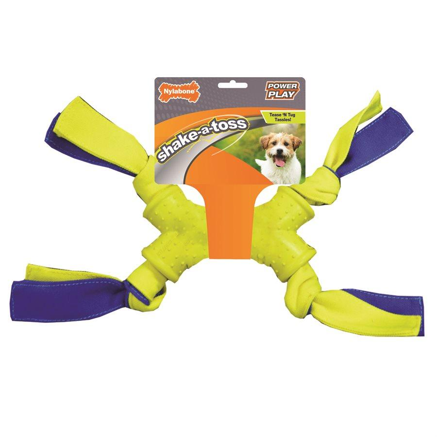 Nylabone Play Shake-A-Toss Small Dog Toys - PetMax