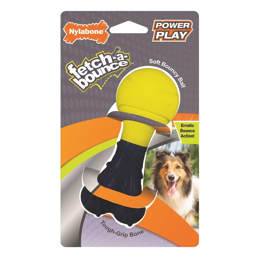 Nylabone Play Fetch-A-Bounce  Dog Toys - PetMax