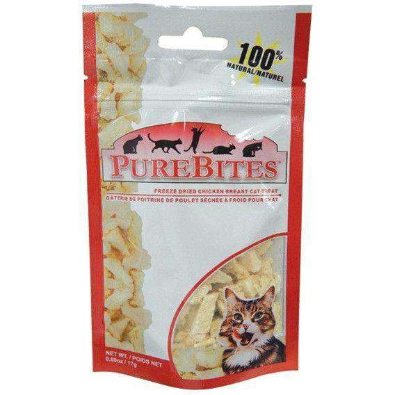 Pure Bites Cat Treats Chicken | Cat Treats -  pet-max.myshopify.com