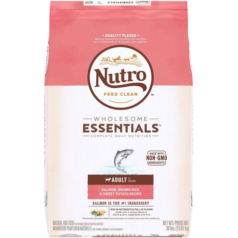 Nutro Wholesome Essentials Dog Food Fish, Rice & Potato, Dog Food, Nutro Pet Products - PetMax
