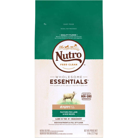 Nutro Wholesome Essentials Puppy Food Lamb And Rice, Dog Food, Nutro Pet Products - PetMax
