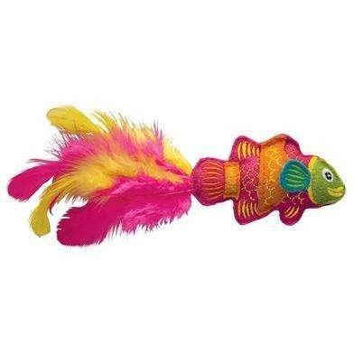Kong Cat Tropics Fish Toy