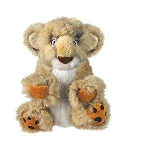 Kong Dog Comfort Kiddos Lion  Dog Toys - PetMax