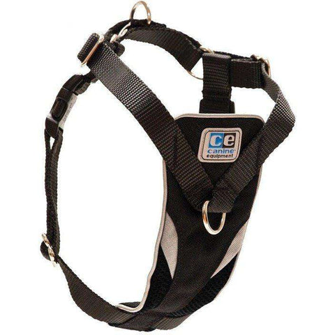Canine Equipment Ultimate Control Harness, Harnesses, RC Pet Products - PetMax Canada