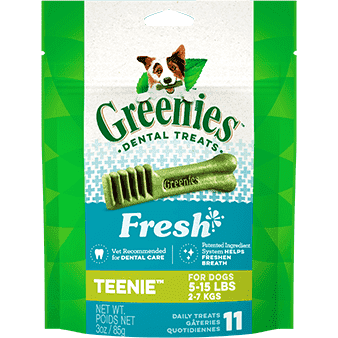 Greenies Fresh Treats Teenie