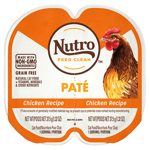 Nutro Cat Perfect Portions Pate Chicken  Canned Cat Food - PetMax