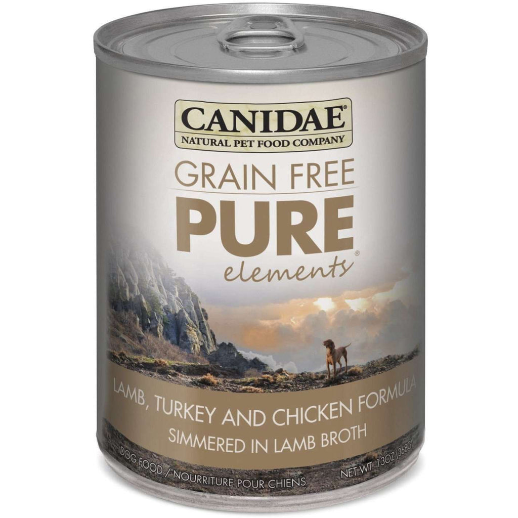 Canidae Canned Dog Food Pure Elements | Canned Dog Food -  pet-max.myshopify.com