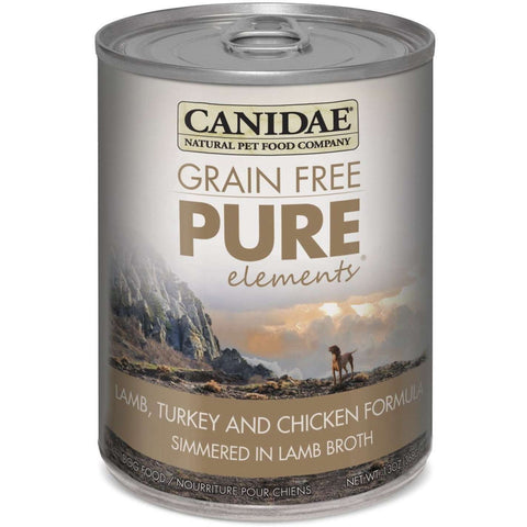 Canidae Canned Dog Food Pure Elements, Canned Dog Food, Canidae Pet Foods - PetMax Canada