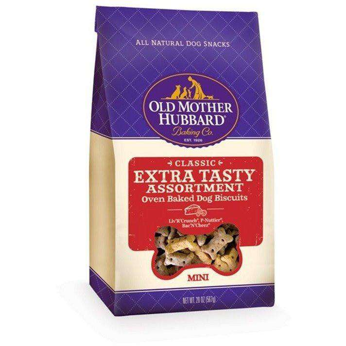 Old Mother Hubbard Crunchy Extra Tasty Assorted | Dog Treats -  pet-max.myshopify.com