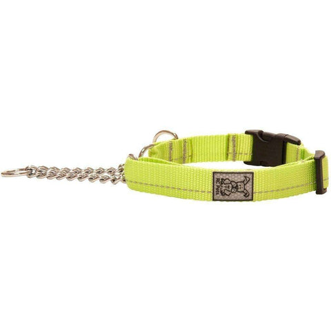 RC Dog Training Clip Collar Lime