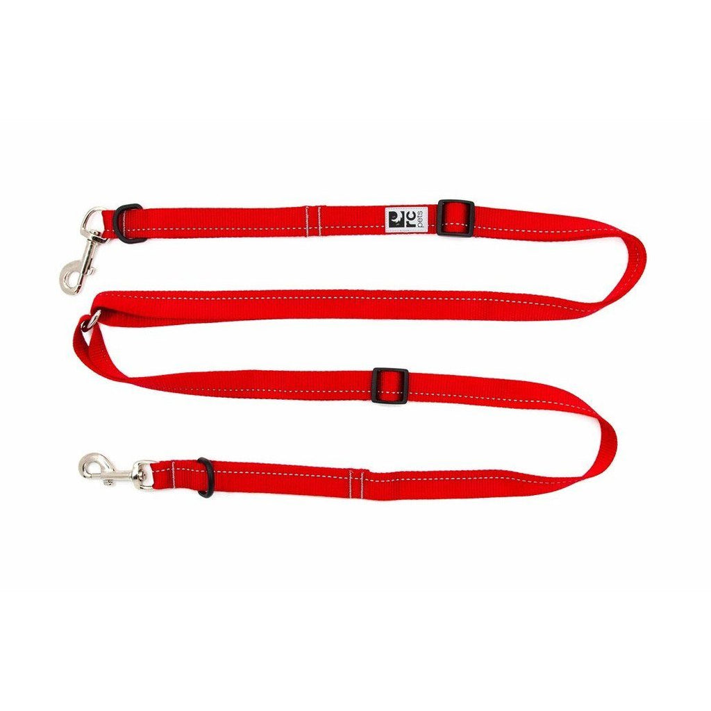 RC Dog Active Leash Red  Leashes - PetMax