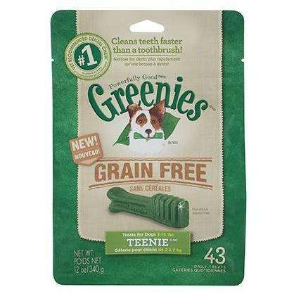 Greenies Grain Free Treats