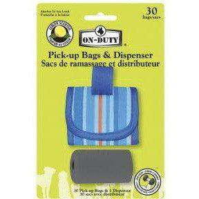 On-Duty Nylon Oxford Dispenser