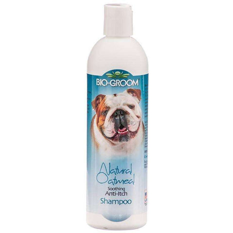 Bio Groom Oatmeal Anti Itch Shampoo, Grooming, Bio-Groom - PetMax Canada