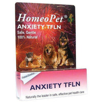 Homeopet TFLN Anxiety Relief Fireworks+ | Stress Relief -  pet-max.myshopify.com