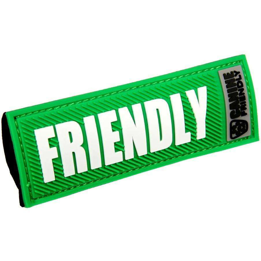 "Canine Friendly Bark Notes ""Friendly"" Dog Training Products [variant_title] [option1] - PetMax.ca"