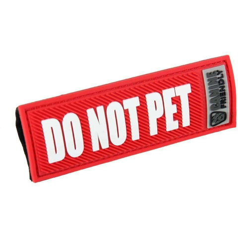 "Canine Friendly Bark Notes ""Do Not Pet"""