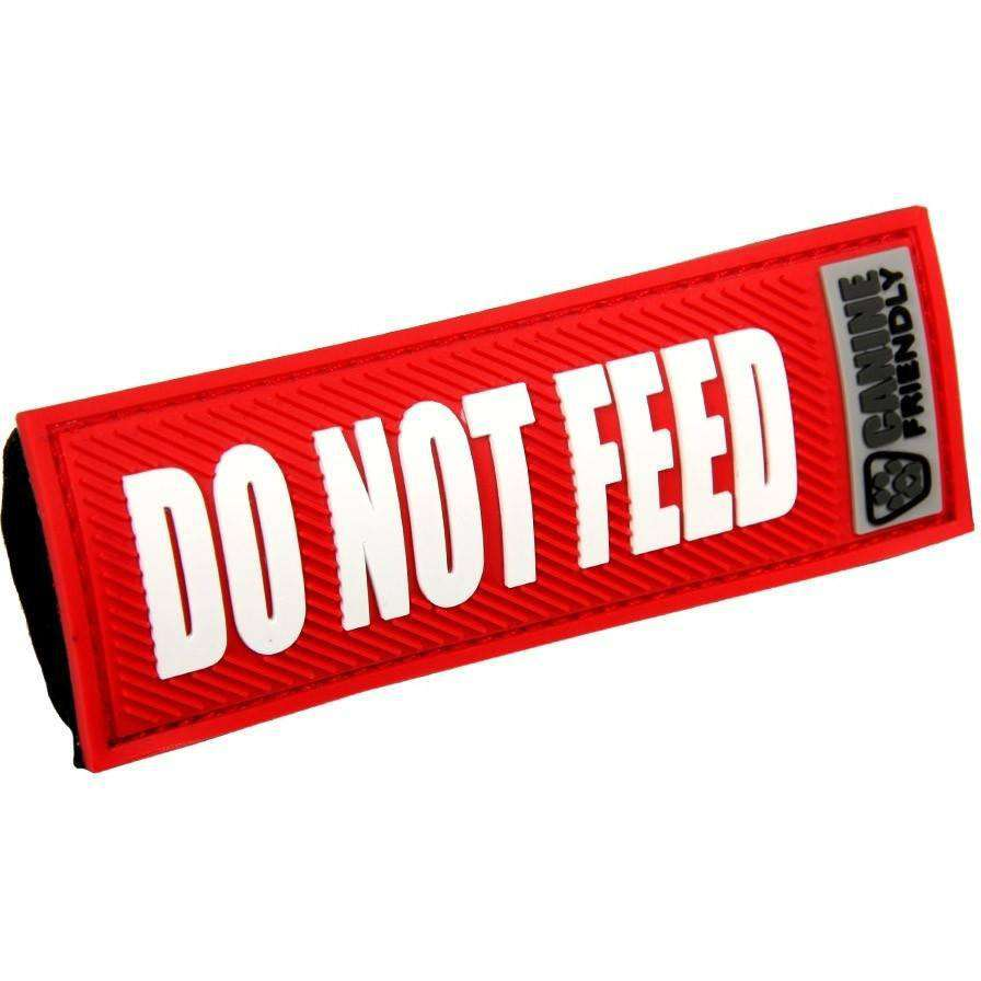 "Canine Friendly Bark Notes ""Do Not Feed"" Dog Training Products [variant_title] [option1] - PetMax.ca"