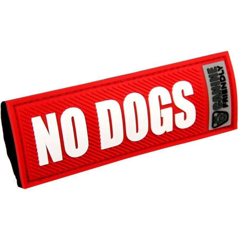 "Canine Friendly Bark Notes ""No Dogs"", Dog Training Products, RC Pet Products - PetMax"