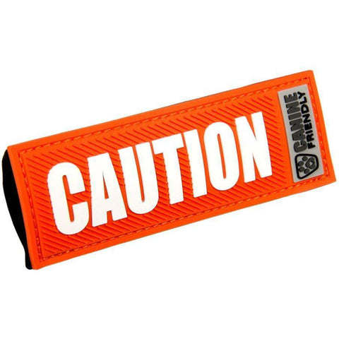 "Canine Friendly Bark Notes ""Caution"", Dog Training Products, RC Pet Products - PetMax Canada"