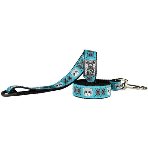 RC Dog Leash Pattern Raccoon, Dog Leashes, RC Pet Products - PetMax Canada