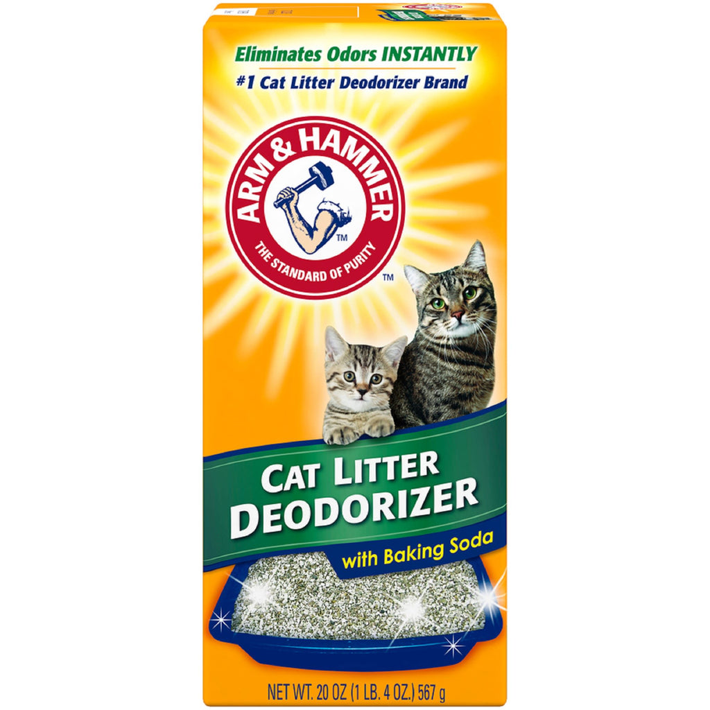 Arm & Hammer Cat Litter Deodorizer  Cat Litter - PetMax