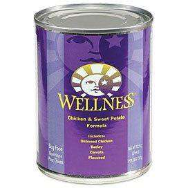 Wellness Canned Dog Food Chicken  Canned Dog Food - PetMax