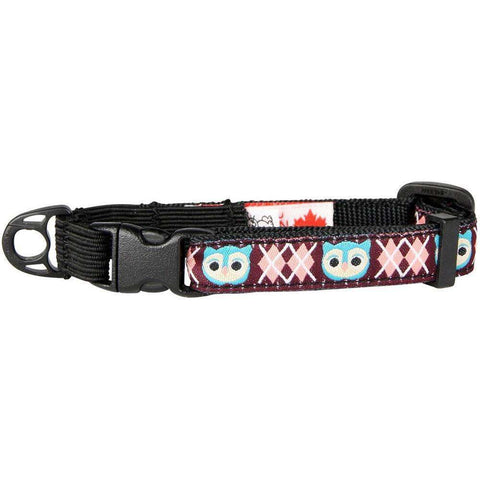 RC Kitty Clip Collar Owl, Cat Collars, RC Pet Products - PetMax Canada