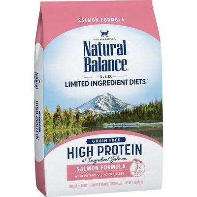 Natural Balance Cat Food L.I.D. High Protien Salmon | Dry Cat Food -  pet-max.myshopify.com