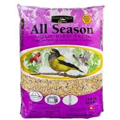 Feather Treat Classics All Season Wild Bird Seed, Bird Food, Armstrong Milling - PetMax