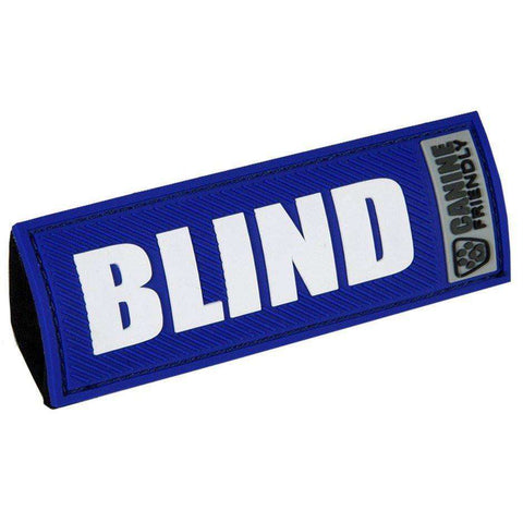 "Canine Friendly Bark Notes ""Blind"", Dog Training Products, RC Pet Products - PetMax"