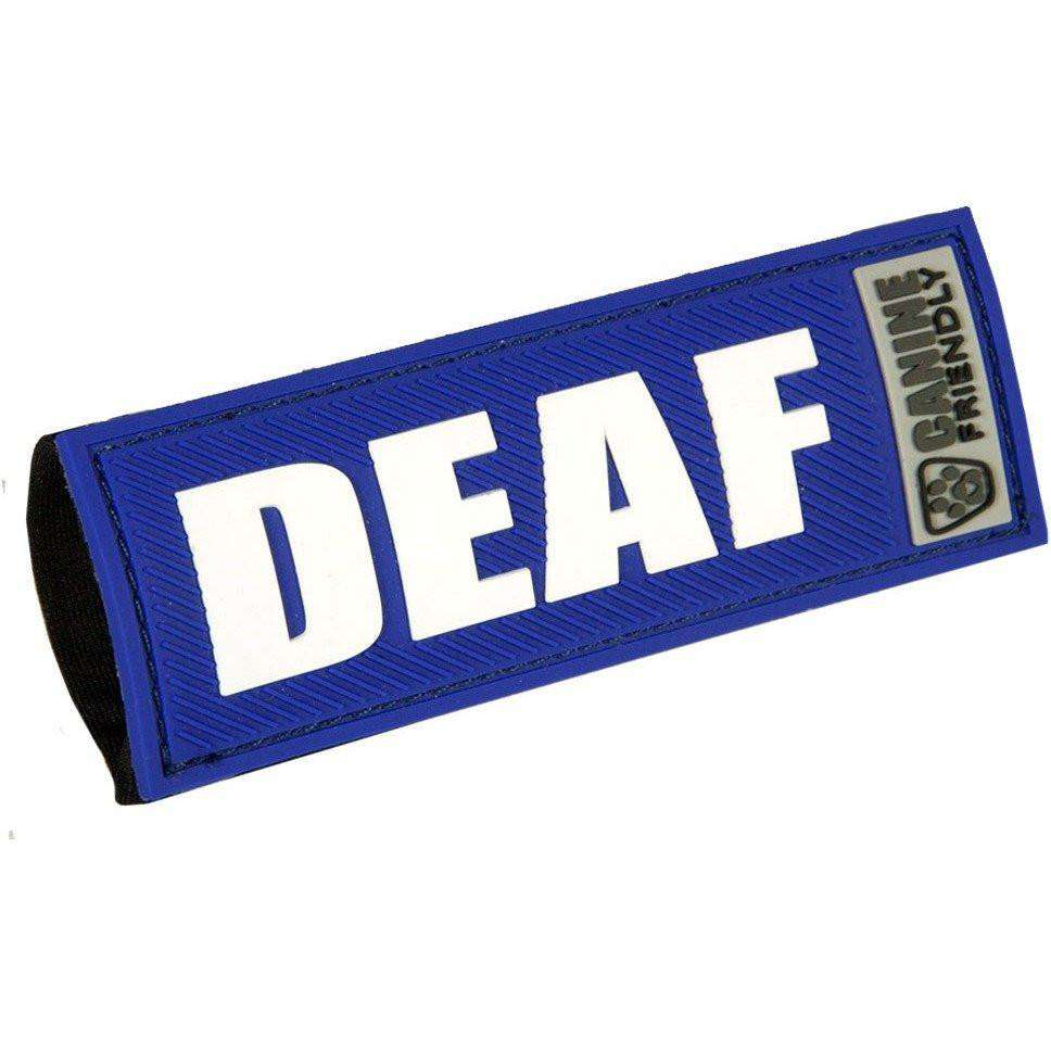 "Canine Friendly Bark Notes ""Deaf"" Dog Training Products [variant_title] [option1] - PetMax.ca"