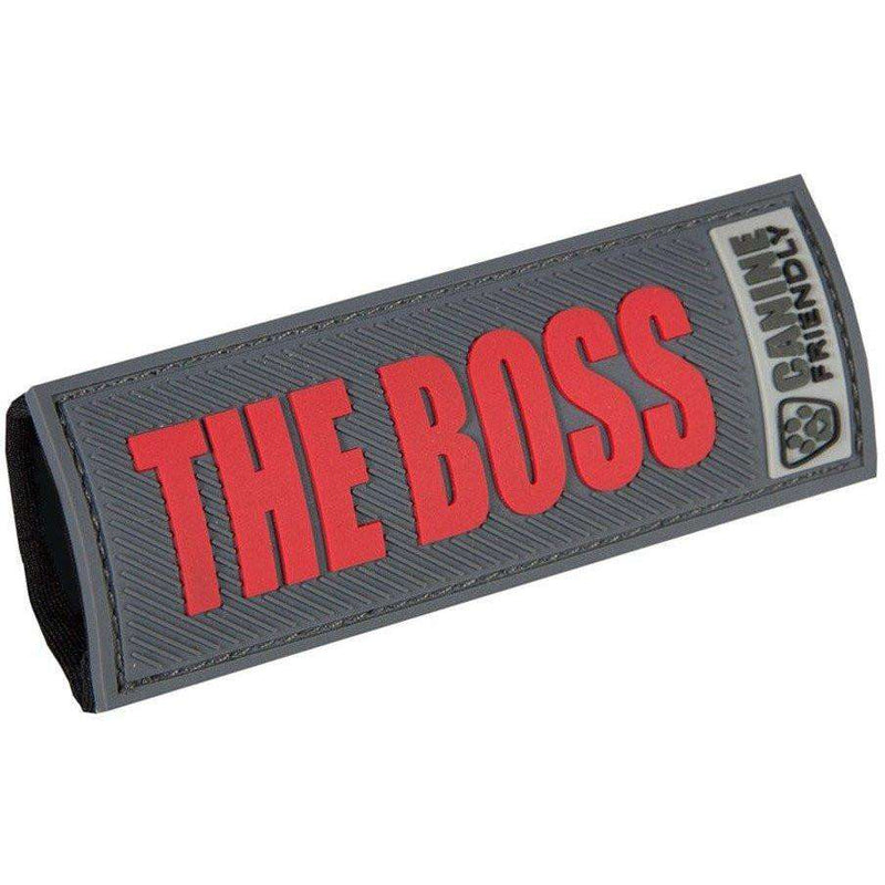 "Canine Friendly Bark Notes ""The Boss"" 
