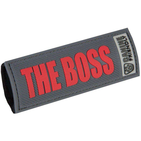 "Canine Friendly Bark Notes ""The Boss"""