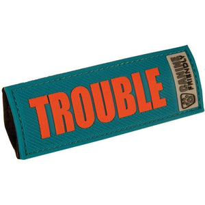 "Canine Friendly Bark Notes ""Trouble"" 