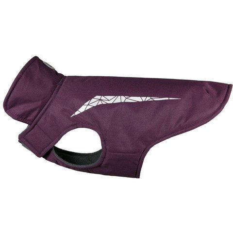 RC Cascade Dog Coat Plum Purple, Dog Clothing, RC Pet Products - PetMax