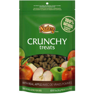 Nutro Crunchy Dog Treat With Real Apple, Dog Treats, Nutro Pet Products - PetMax