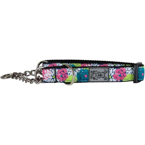 RC Dog Training Collar Pattern Full Bloom, Dog Collars, Spring Collection - PetMax Canada
