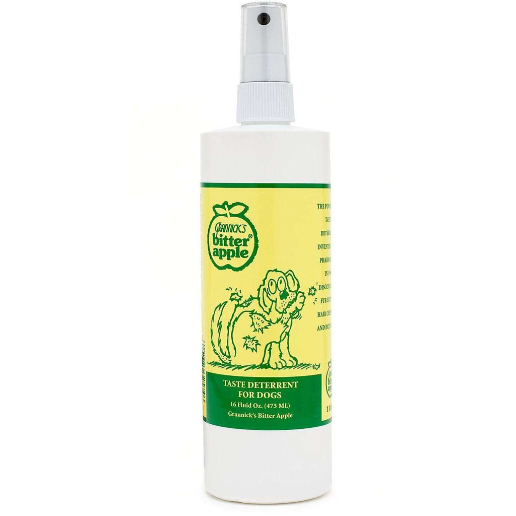 Grannick's Bitter Apple Spray | Health Care -  pet-max.myshopify.com