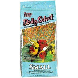 Pretty Bird Select Bird Food Small: 0.9 Kg Small: 0.9 Kg - PetMax.ca