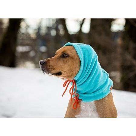 RC Dog Summit Snood Teal & Orange  Dog Clothing - PetMax