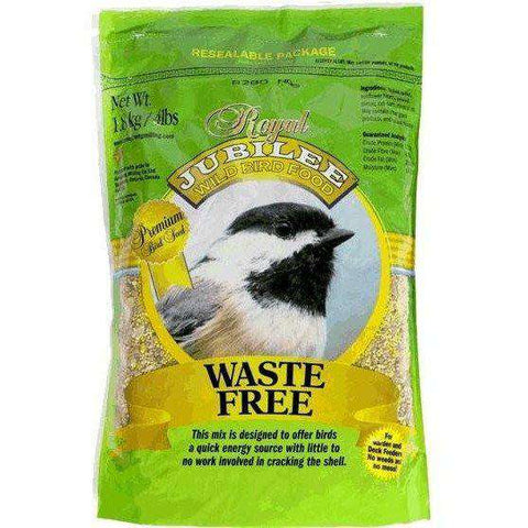 Royal Jubilee Waste Free Blend, Bird Food, Armstrong Milling - PetMax