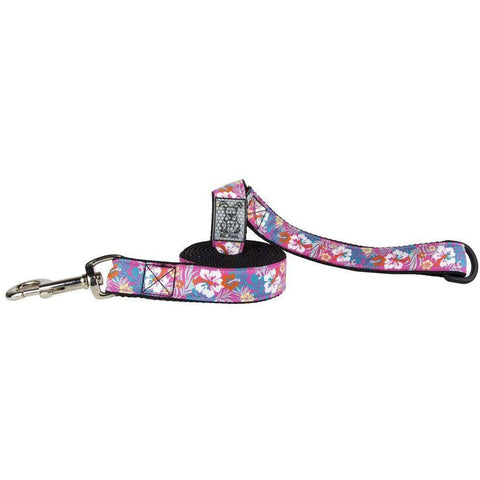 RC Dog Leash Hibiscus, Leashes, RC Pet Products - PetMax Canada