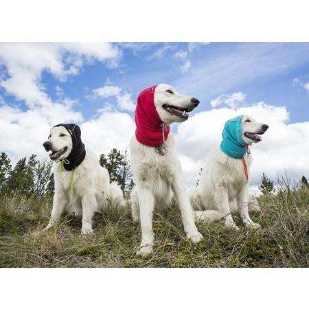 RC Dog Summit Snood Red & Grey | Dog Clothing -  pet-max.myshopify.com