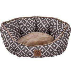 Precision Ikat Clamshell Bed, Dog Beds, Precision Pet Products - PetMax
