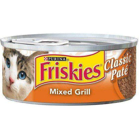 Friskies Canned Classic Pate, Canned Cat Food, Nestle Purina PetCare - PetMax
