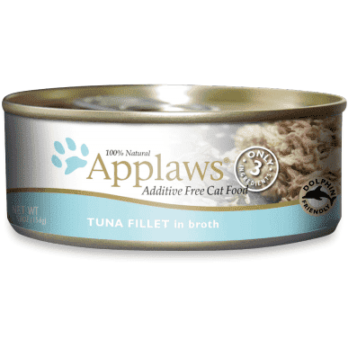 Applaws Canned Cat Food Atlantic Tuna Fillet Canned Cat Food [variant_title] [option1] - PetMax.ca